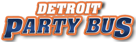 Tigers Party Bus Logo